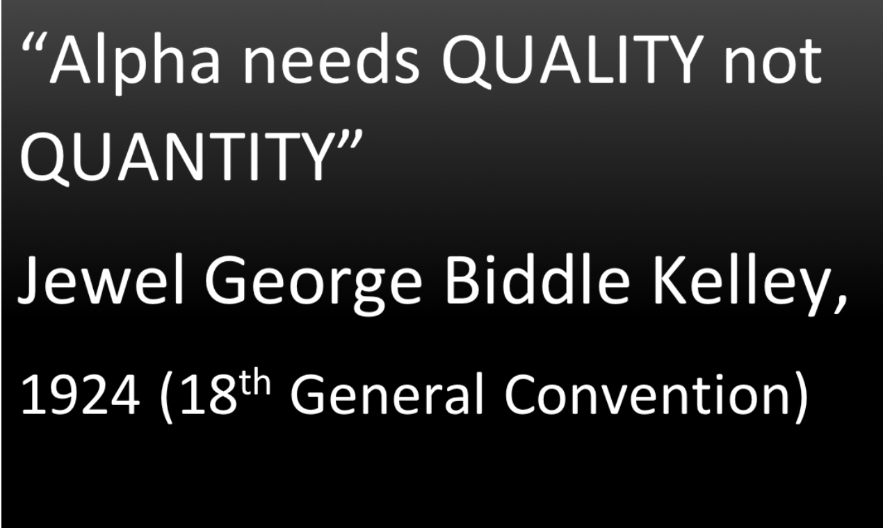 Jewel George Biddle Kelly Quote